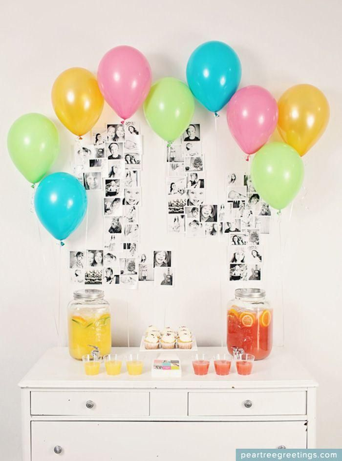 Pin by Adrienn on party | Pinterest | Diy party ideas, Home-made ...