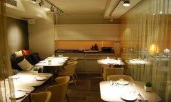 Iluminación Restaurante. Espai Kru – SanchezGuiado Arquitectos