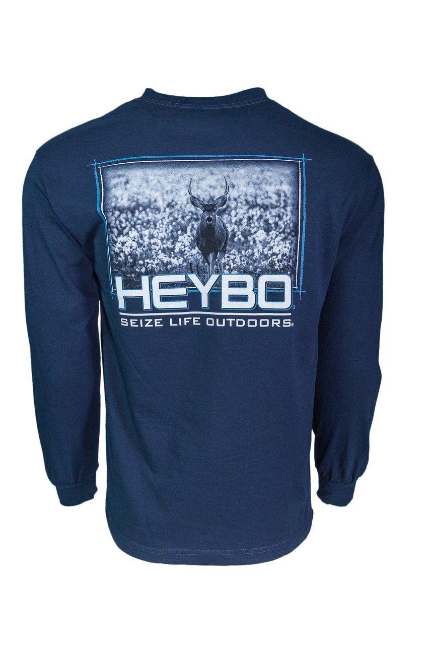 2ef0ee7e HEYBO- DEER IN COTTON LONG SLEEVE | costa | Shirts, T shirt, Long sleeve