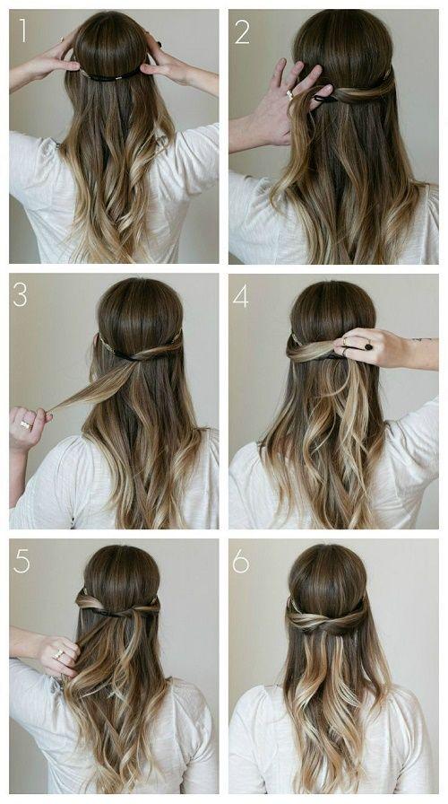 14 Tutoriales De Peinados Que Debes Probar Esta Primavera Peinados