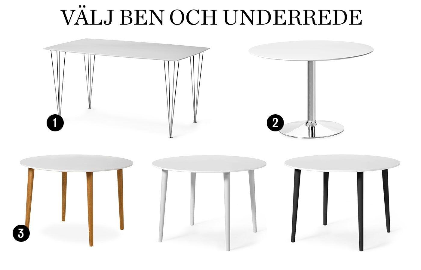 Plaine matbord 9 idéer till ditt hem