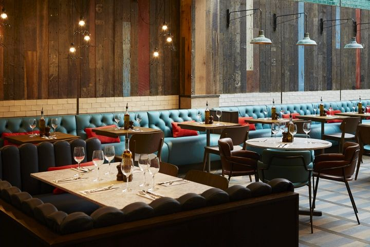 Wildwood Kitchen by Design Command, Liverpool – UK » Retail Design ...
