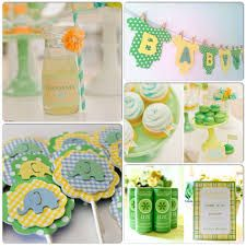 Image Result For Yellow And Green Baby Shower Wd Baby Shower Ideas