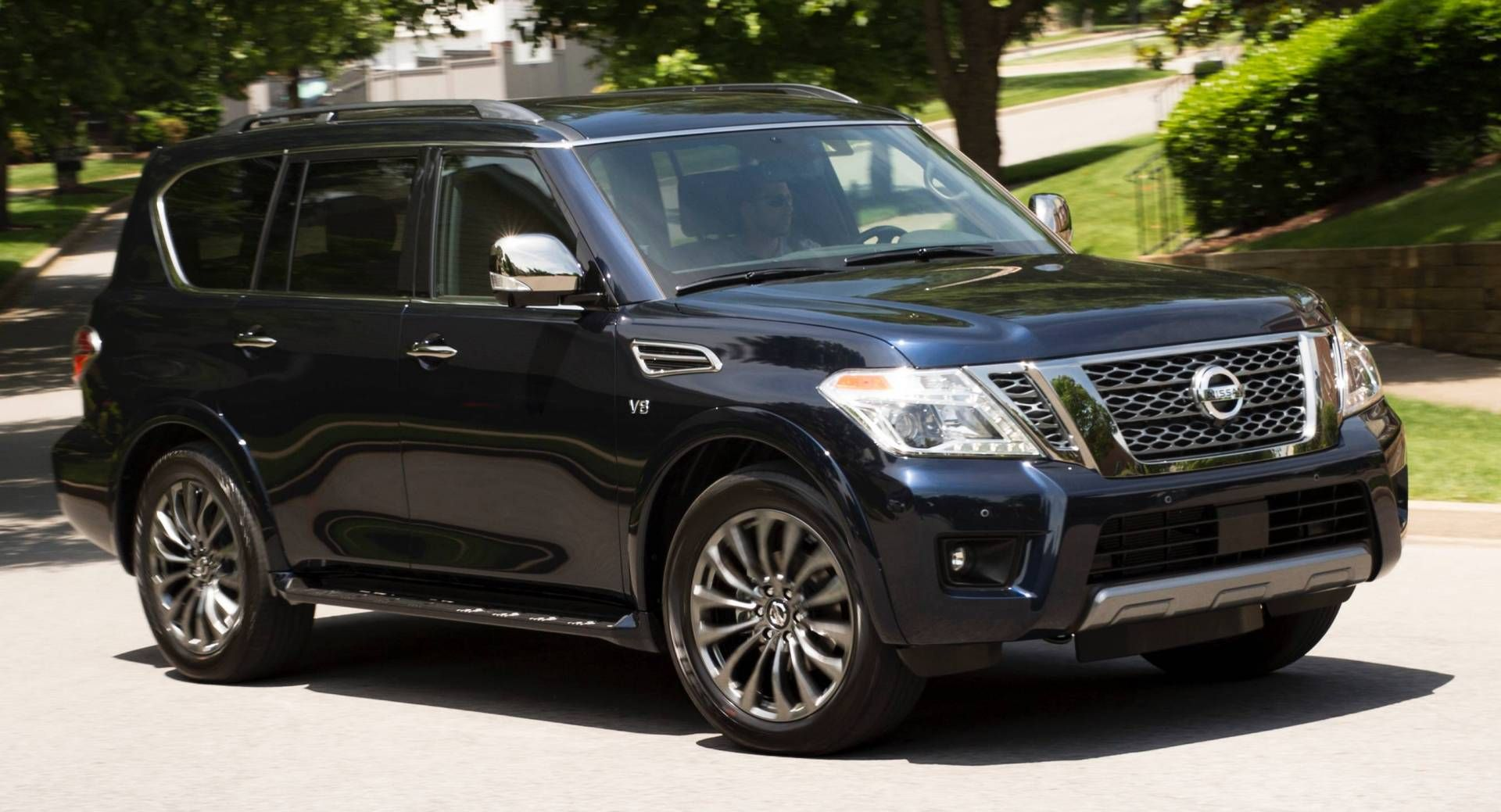 2020 Nissan Armada Stays Largely The Same Yet Costs Up To 2 340 More Nissan Nissanarmada Nissanpatrol Prices Suv Usa Nissan Armada Nissan Nissan Patrol