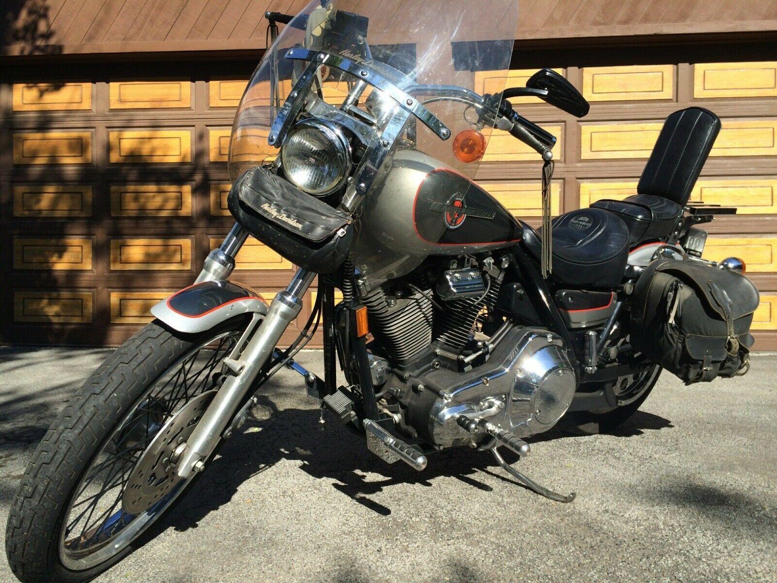 Details about 1993 Harley-Davidson FXR | FXR - Harley