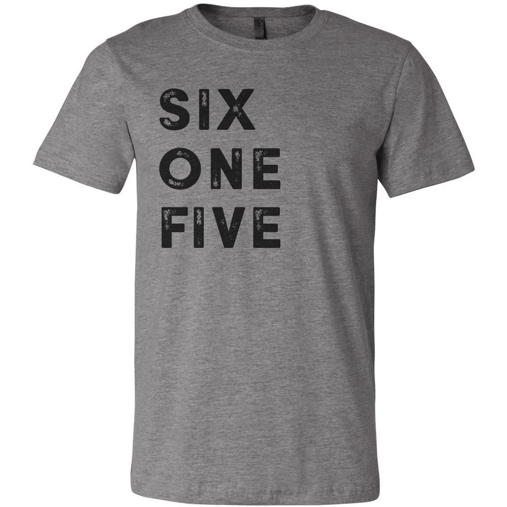 Adult Six One Five 615 Area Code T-Shirt   heat press ideas   Shirts