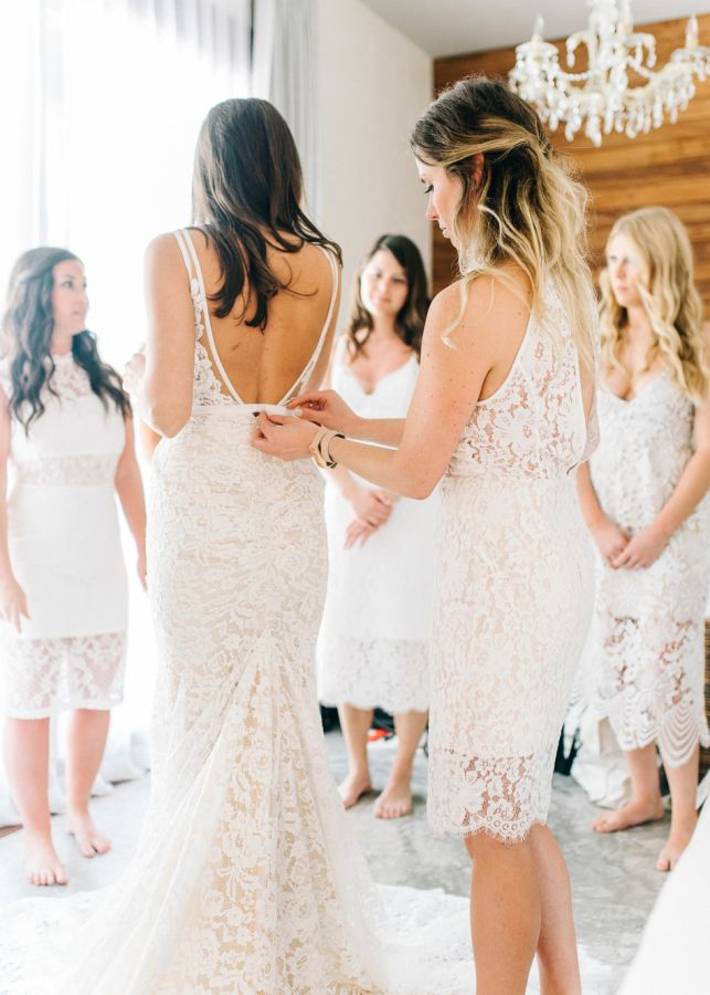 fbbd3b4ece6 Choosing your bridal party can be exciting—and stressful! Here are some  do s and don ts for making sure you select the perfect gals.