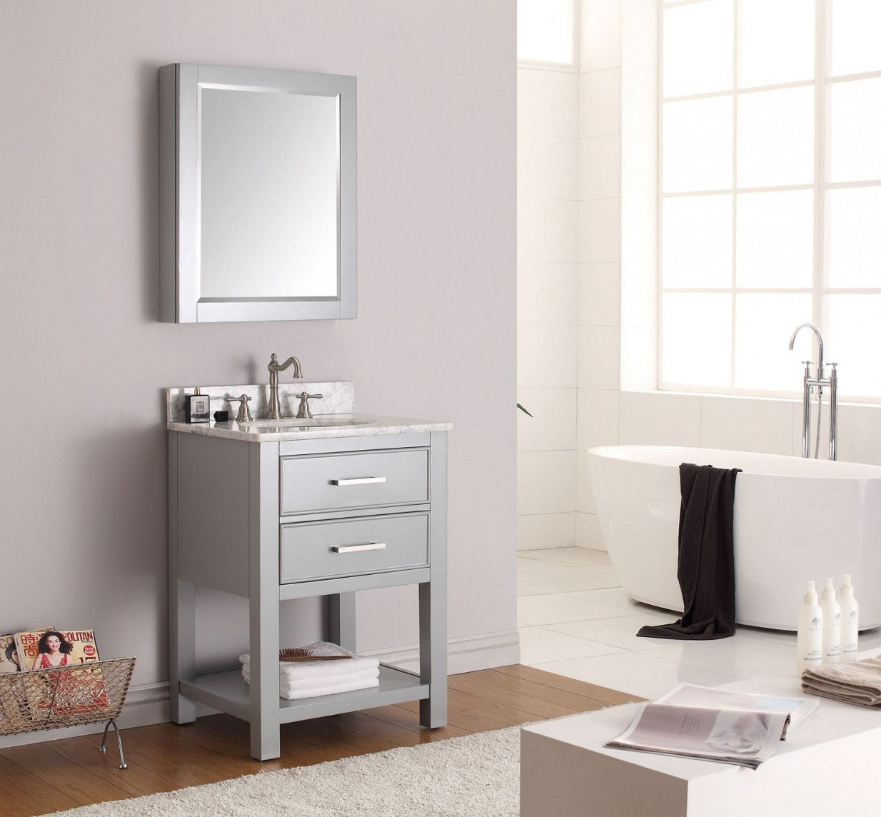 99+ Bathrooms Cabinets & Vanities - Best Paint for Interior Check ...