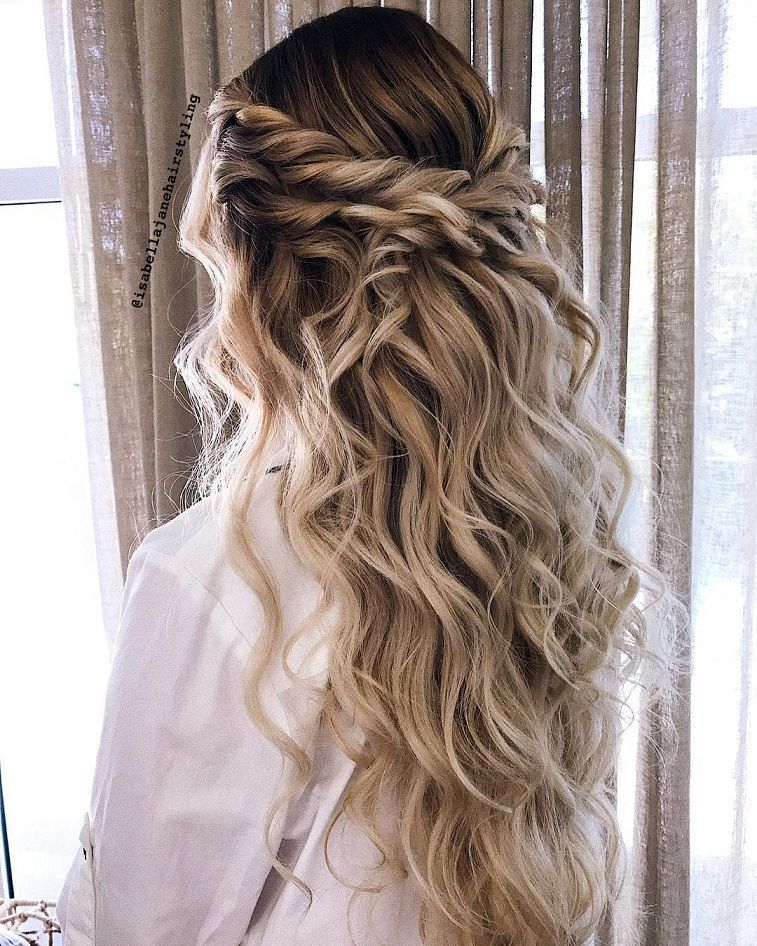 101 Boho Bridal Hairstyles For Carefree Bride Beautiful Boho
