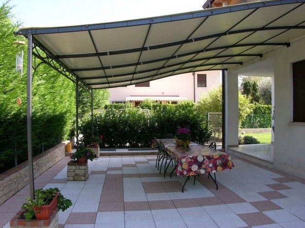 Come pavimentare un terrazzo - Pavimento decorato | on the porch ...