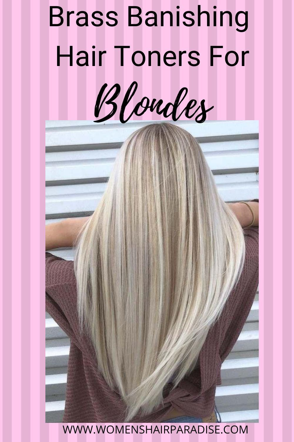 Best Toners For Blonde Hair In 2020 Toner For Blonde Hair Yellow Hair Color Blonde Hair Color Natural