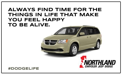 Always find time for the things in life that make you feel happy to be alive.  #DodgeLife  Find your inspiration at Northland Dodge auto dealership in Prince George BC: http://www.northlanddodge.ca/