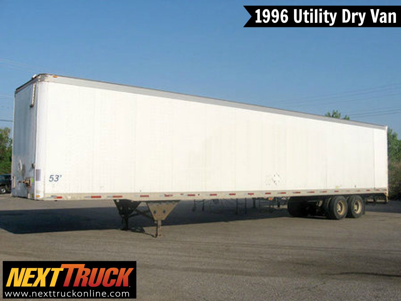 Pin By Nexttruck On Featured Trailers Trailers For Sale Flatbed