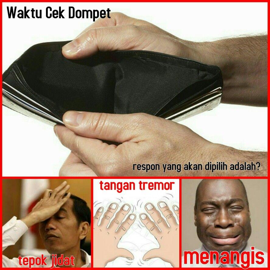 Dompet Kosong Dengan Gambar