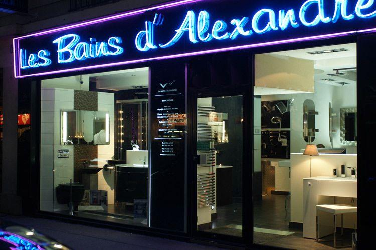 les bains et cuisines d\u0027alexandre Showroom Paris Pinterest
