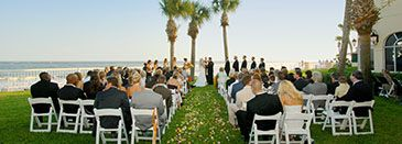Imagine A Georgia Wedding Full Of Elegance And Southern Charm Overlooking The Ocean Have Your Beach At King Prince Resort On St Simons