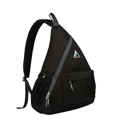 Kimlee Nylon Sling Bag Sling Backpack Single Shoulder Backpack ...