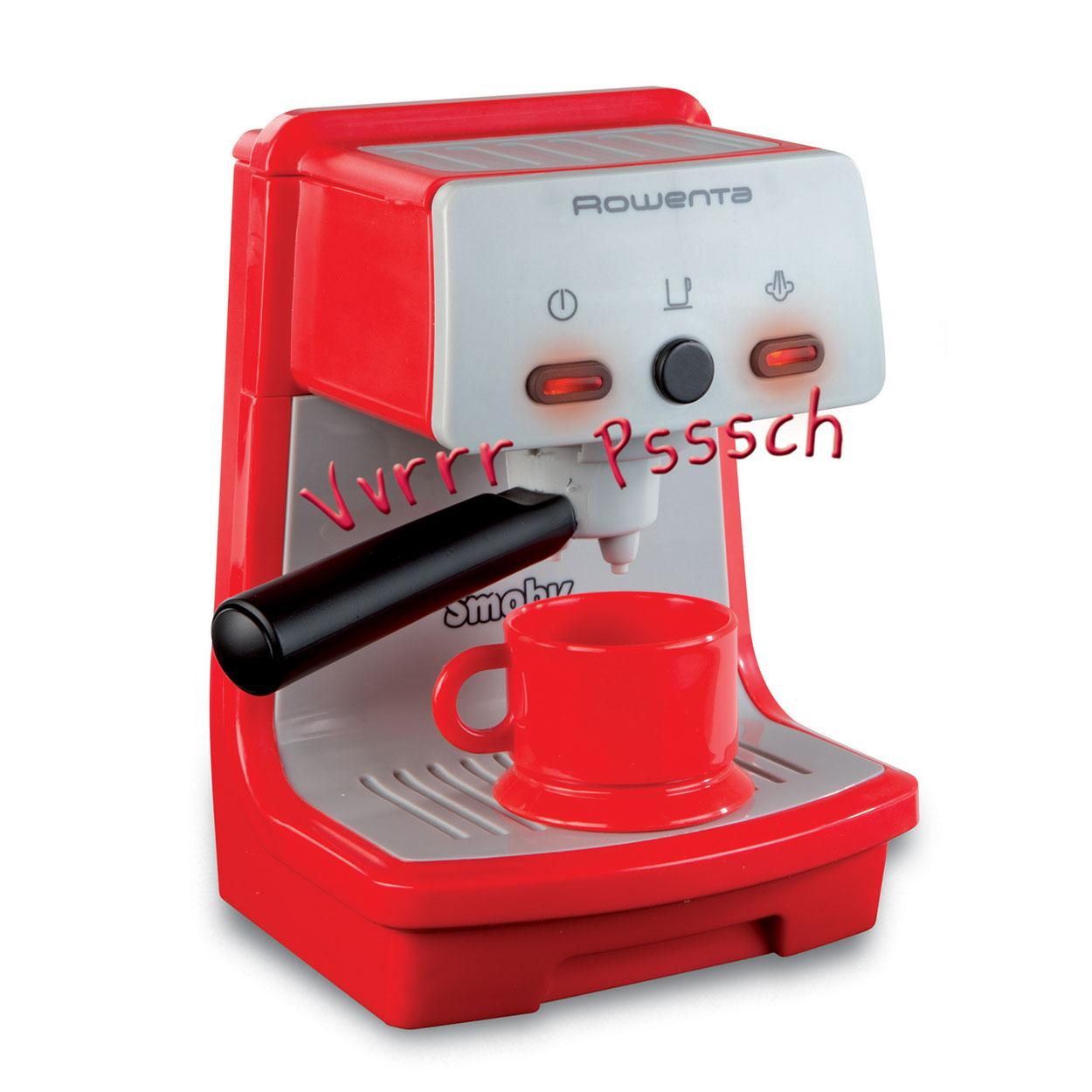 Smoby Rowenta Espresso Machine Espresso Machine Espresso And