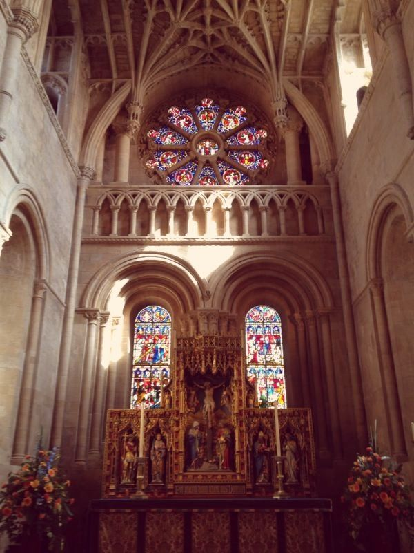 Christ Church Oxfordshire
