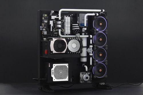 Thermaltake Core P5 Owners Club Custom Computer Wall Mounted Pc Custom Pc