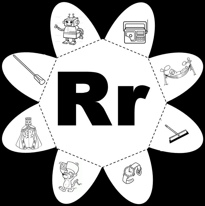 letra+R.png (715×719) | Atividades Para Crianças | Pinterest ...