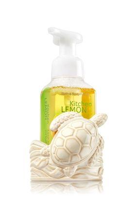 Turtle Hand Soap Holder Bath Body Works Add A Splash Of