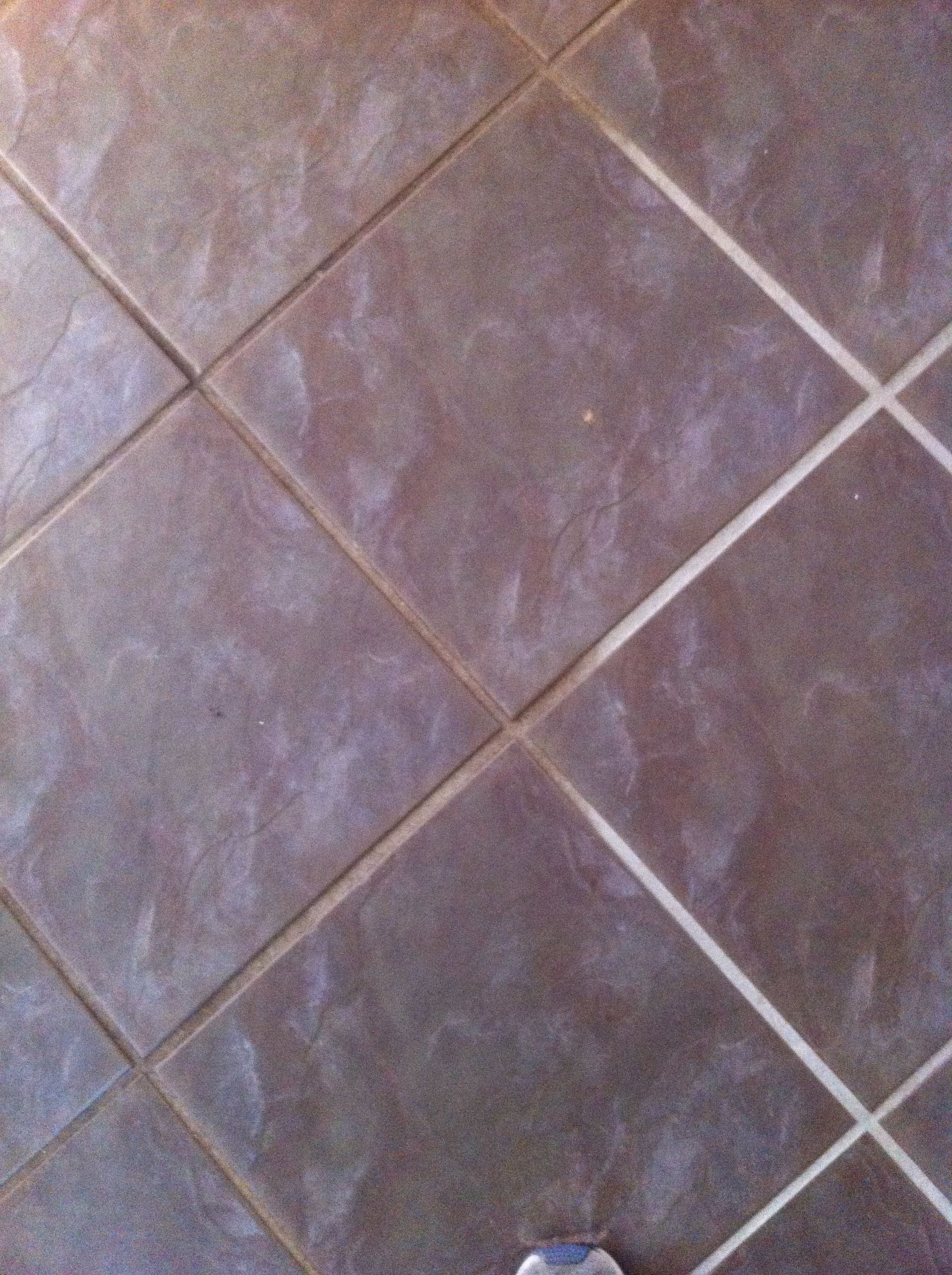 Cleaning tile grout with very little effort thanks to magic erasers cleaning tile grout with very little effort thanks to magic erasers when we bought dailygadgetfo Images