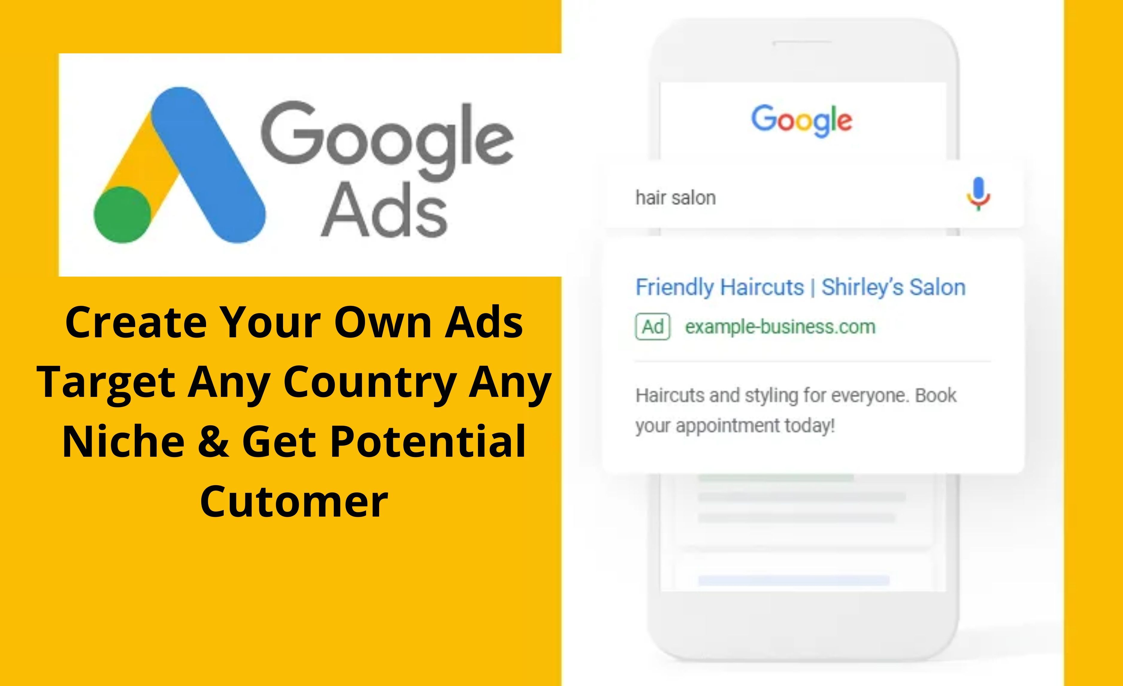 I Will Setup Google Adwords Ads And Ppc Campaign In 2020 Adwords Google Adwords Online Marketing Strategies
