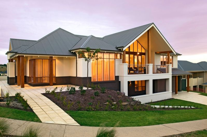 Scott Salisbury Home Designs: Manor. Visit www.localbuilders.com.au
