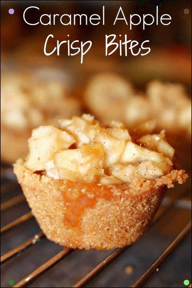 Delicious Caramel Apple Crisp Bites From Princess Pinky Girl. Simple Homemade Graham Cracker Crust And Using Fresh Apples Drizzled With Caramel #homemadegrahamcrackercrust Delicious Caramel Apple Crisp Bites From Princess Pinky Girl. Simple Homemade Graham Cracker Crust And Using Fresh Apples Drizzled With Caramel #homemadegrahamcrackercrust