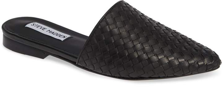 623b1336bb8 Steve Madden Timid Woven Mule | Products | Steve madden, Shoes ...