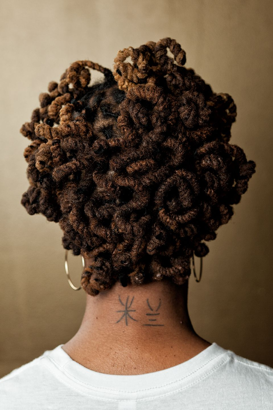 Locs On Pipe Cleaners Naturalhair Short Sassy