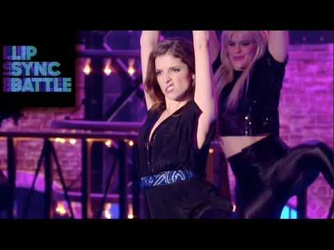Celebrity - Anna Kendrick On Lip Sync Battle | Trending Views