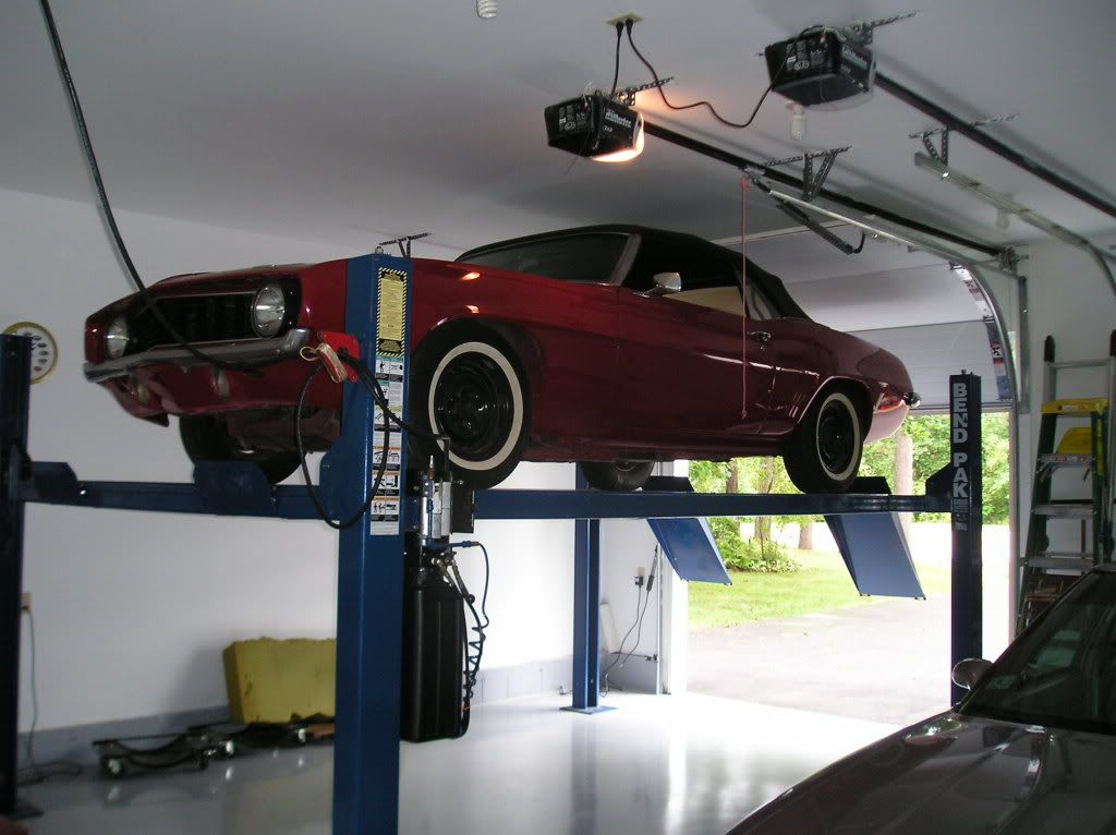 Pin On Overhead Garage Racks