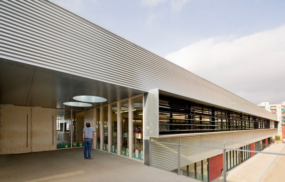 Baas arquitectura escuela sant josep barcelona espa a - Escuela de arquitectura de barcelona ...