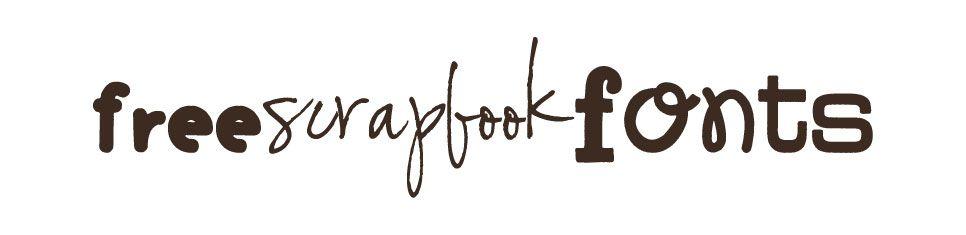 Free Scrapbook Fonts » Blog Archive » Miserably Lose