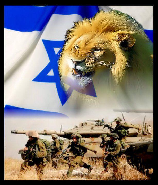 El Leon de Juda Pelea, defiende a Israel la niña de sus Ojos Su ...