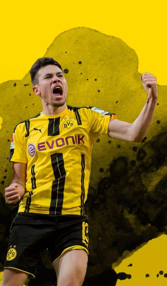 Raphael Guerreiro Guerreiro Borussia Dortmund Dortmund