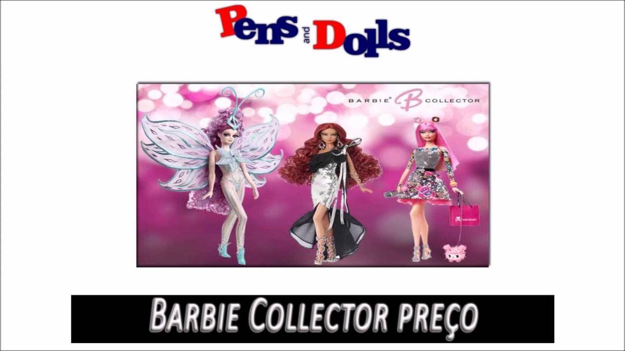 #BarbieCollectorPreço #BarbieCollectorPreçoemSP