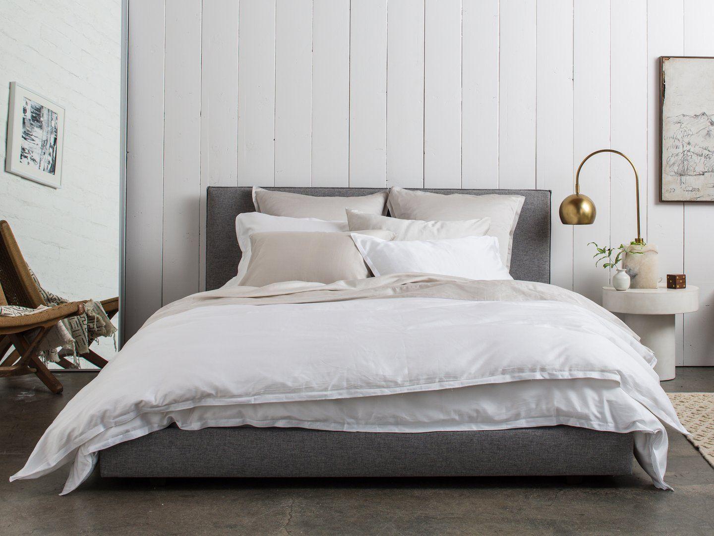 Sateen Duvet Cover Set Parachute Bed Linens Luxury Duvet Cover Sets White Linen Bedding