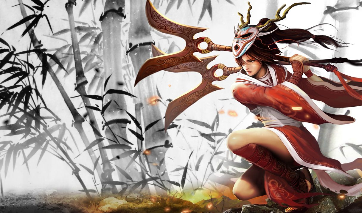 Akali | League of Legends