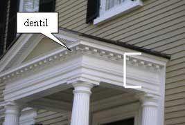 Dentil Mouldings Great Pin For Oahu Architectural Design Visit