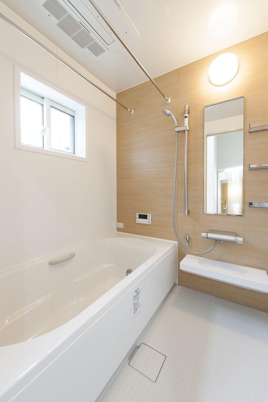 キレイな木目調バスルーム Bathroom きれいなお風呂 お風呂