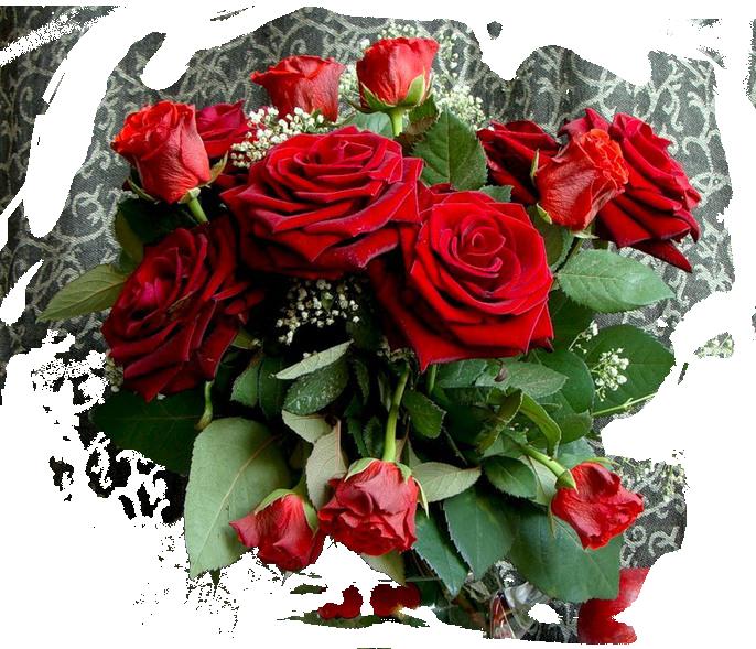 Открытка цветы для леночки