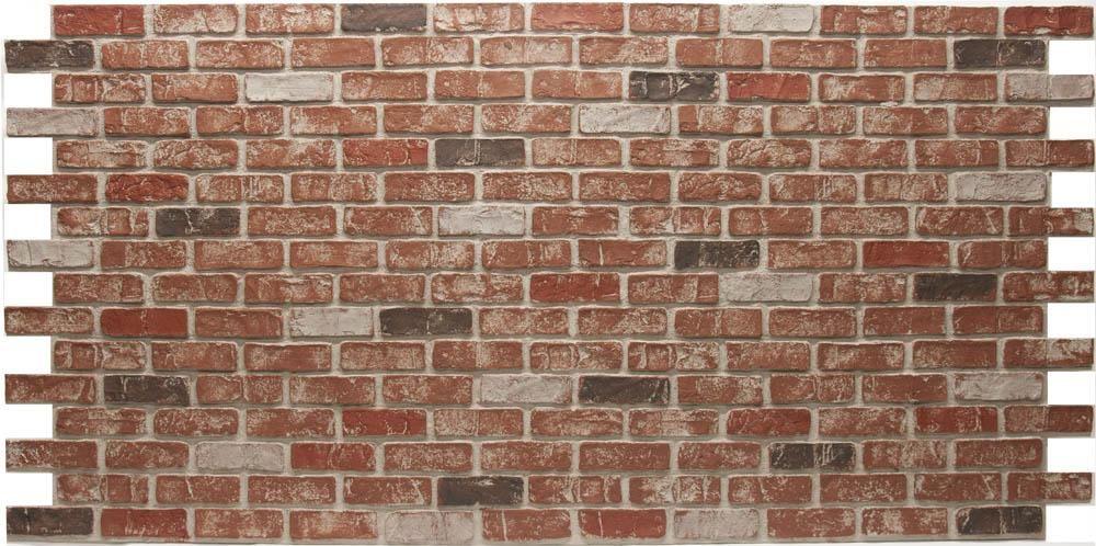 Used Brick Interior 4x8 Dp2400 Faux Brick Walls Faux Brick Panels