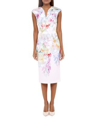 40a4a0ae13a4 Ted Baker Bathany Hanging Gardens Dress