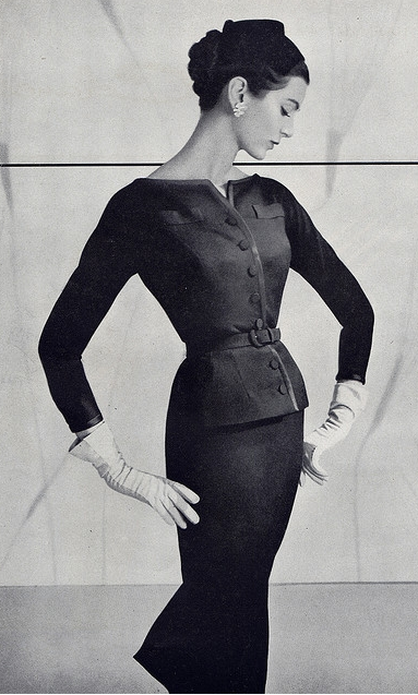 Fashion 1950 S I Love The Look Of Gloves With An