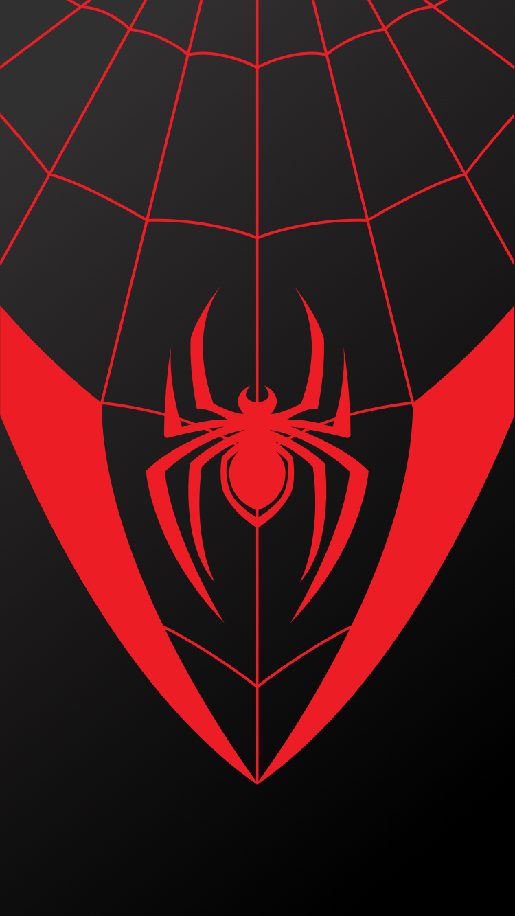 Spider Man Miles Morales Wallpaper Pack Phone Tablet Download