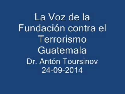 La Voz de la FCT Guatemala. Programa Nro. 11. Dr. Antón Toursinov. 24-09...