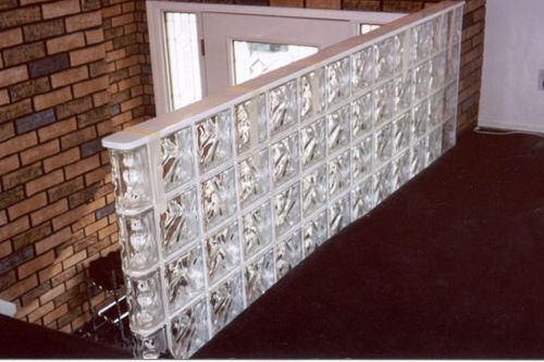 Glass Block Photo Gallery Accent Building Products Glass